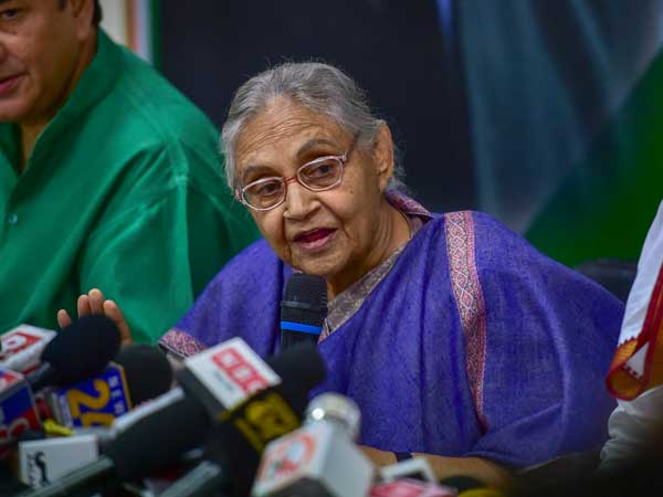 Votes shifted towards Cong because of Kejriwal: Sheila Dikshit