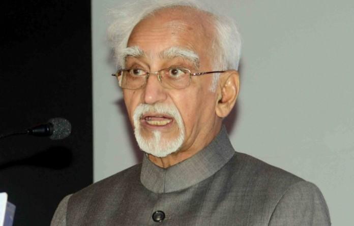 Hamid Ansari condemns attack on CRPF troopers