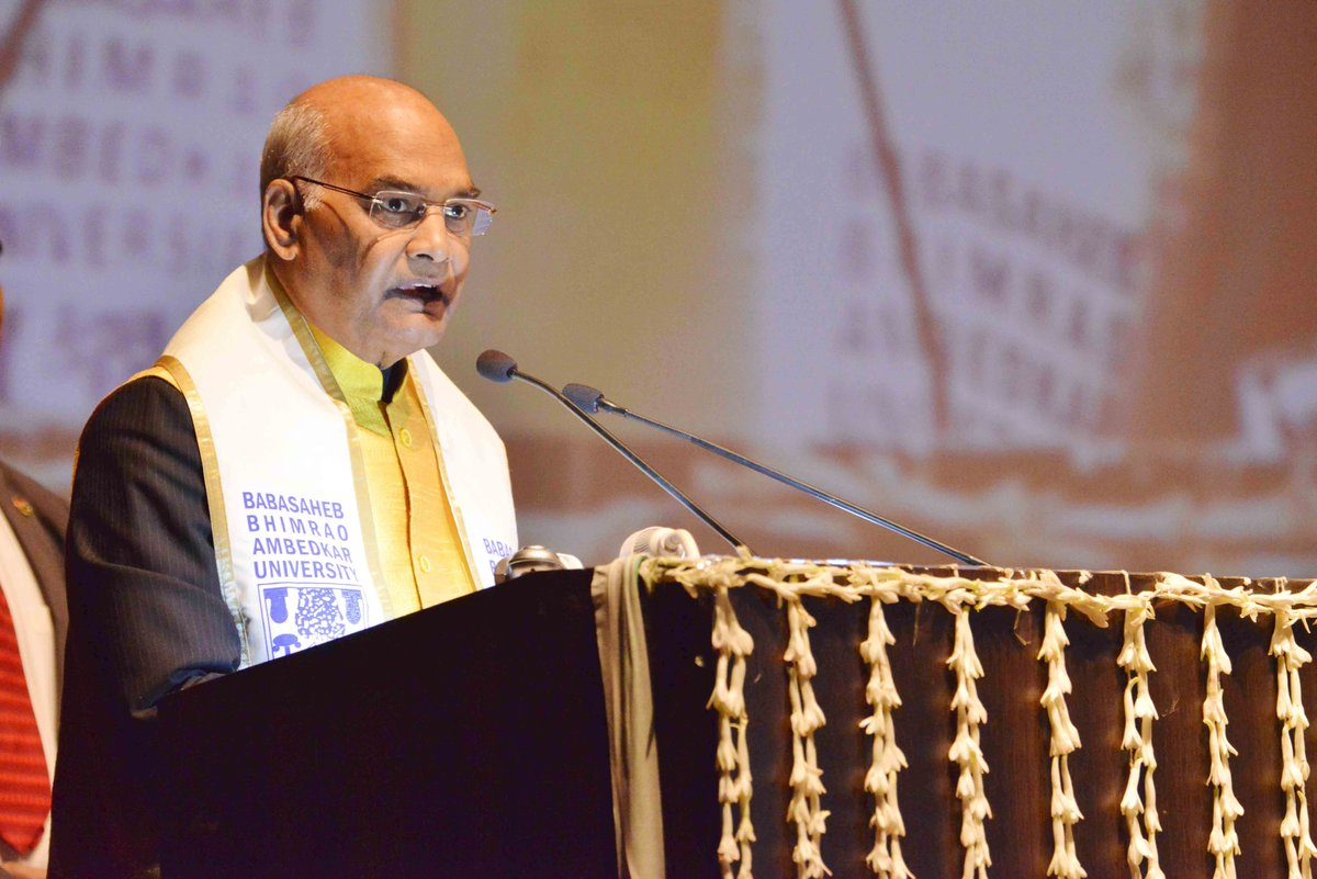 President Kovind to lay foundation stone of Nyaya Gram