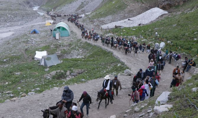 Amarnath Yatra concludes: 3.39 lakh pilgrims offer prayers this year