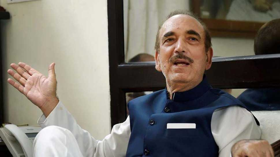 SC allows Azad to visit J&K