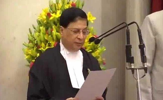 justicedipakmisrasworninas45thchiefjusticeofindia