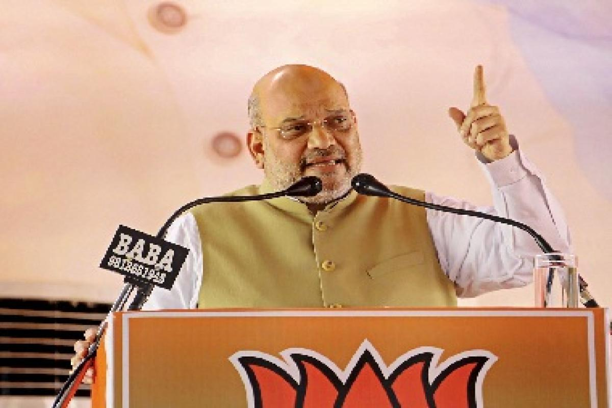 Amit Shah to address 4 election rallies in Haryana today