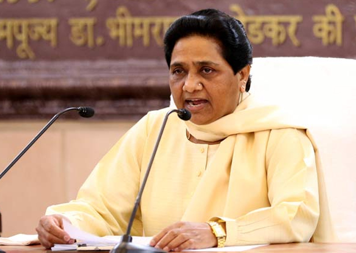 Would have attended all-party meet if it was on EVMs: Mayawati