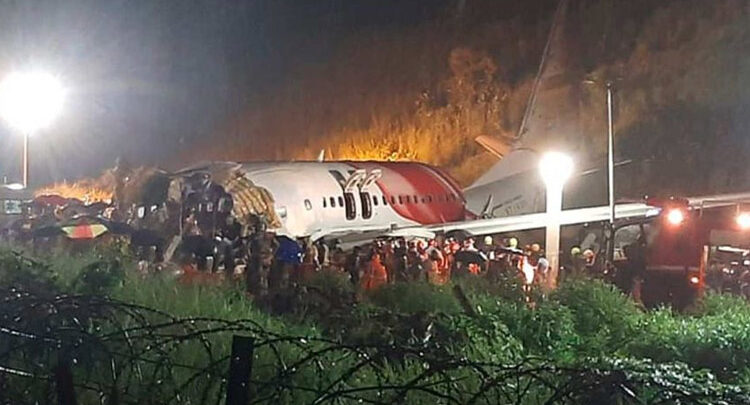 Death toll in Air India Express flight crash rises to 18