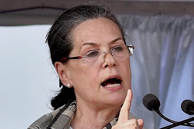 I am not afraid on AgustaWestland deal: Sonia Gandhi