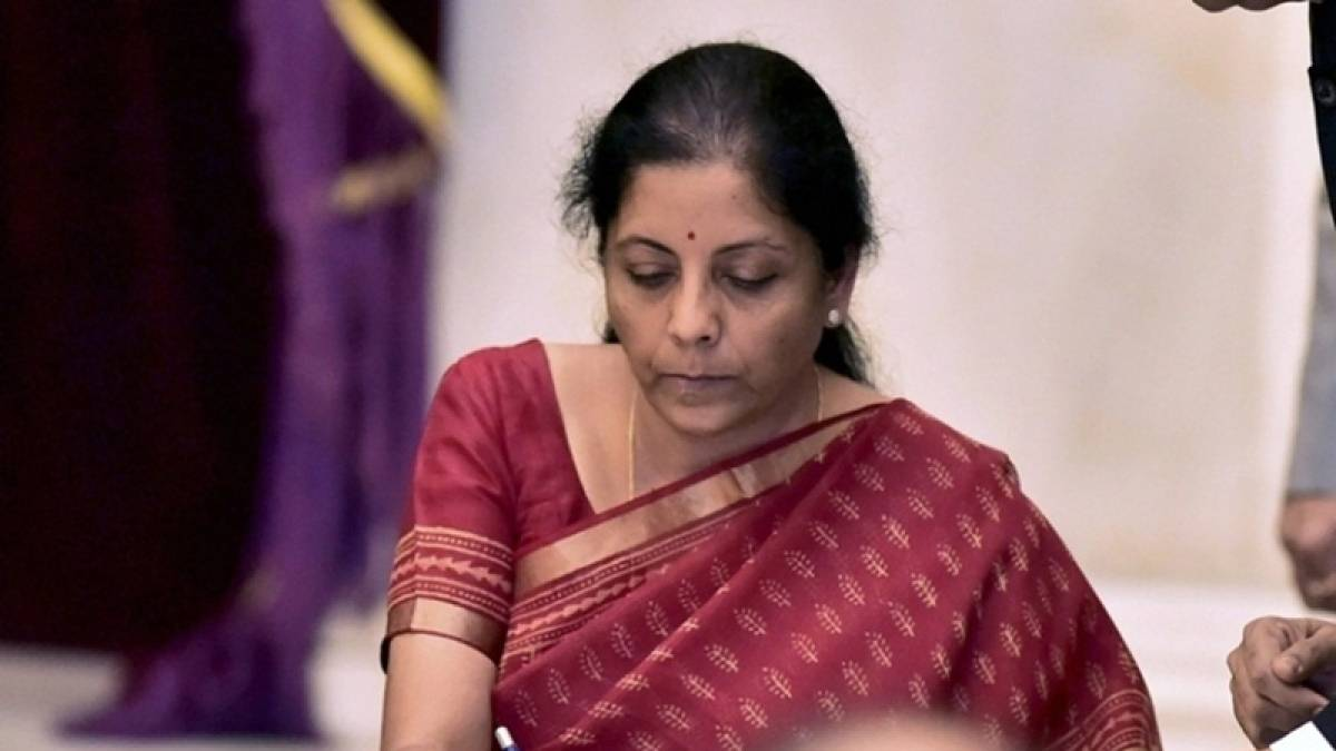 Budget backed with plan, estimates realistic: Sitharaman