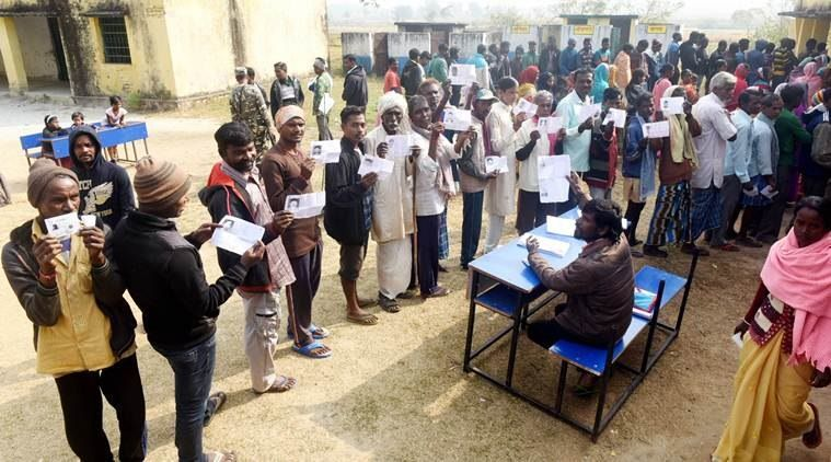 Third phase of polling begins in Jharkhand