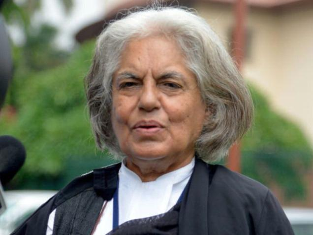 CBI searches at residence of Indira Jaising, offices of Lawyers Collective