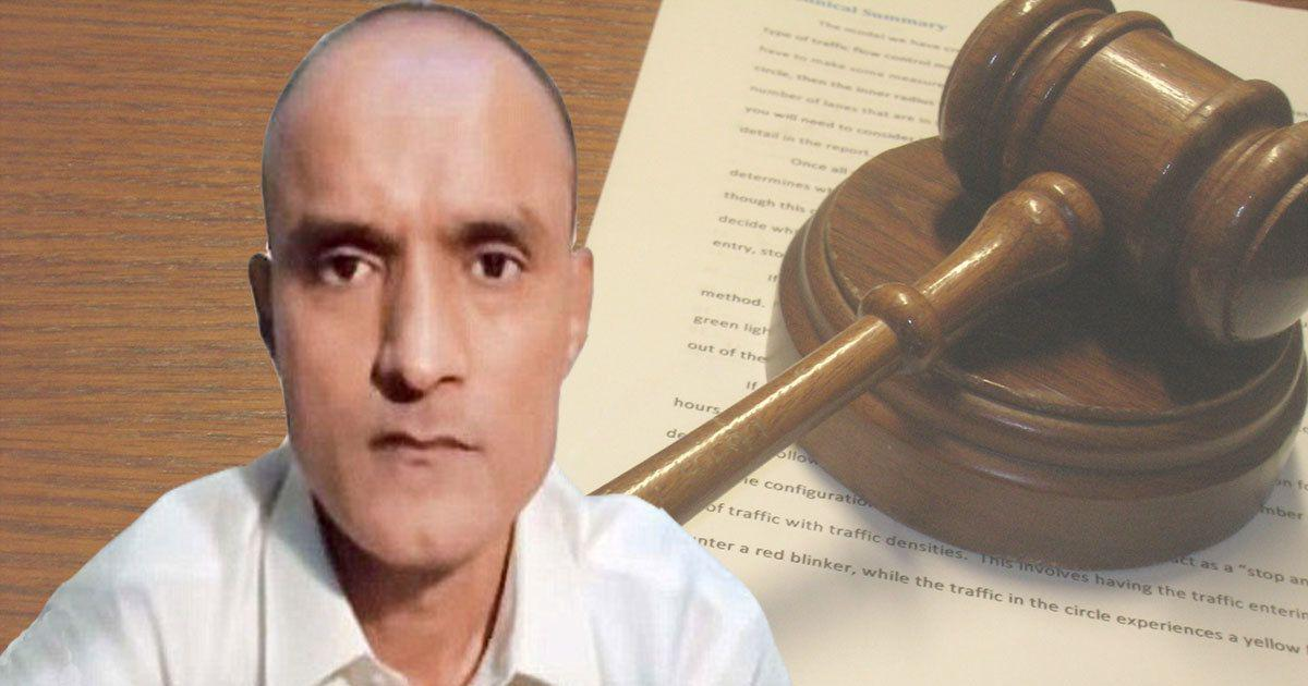 India welcomes ICJ verdict on Kulbhushan Jadhav