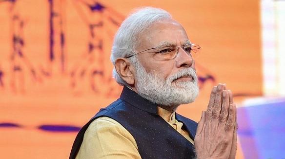 PM Modi Congratulates N R Congress Chief N.Rangasamy on Taking Oath as CM of Puducherry