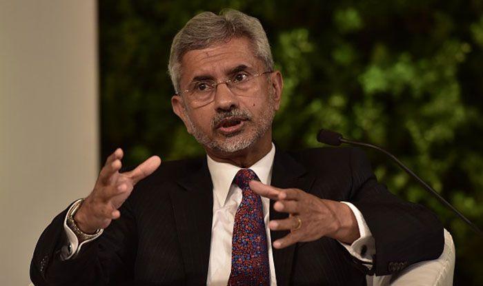 Former foreign secretary Jaishankar is India