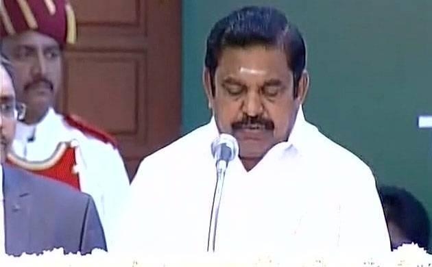 TN chief minister E K Palaniswamy to seek trust vote in state Assembly today