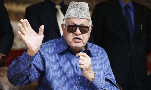 Farooq Abdullah Says Treated as Second Class Citizens, People of Kashmir Would Prefer Being Ruled by China