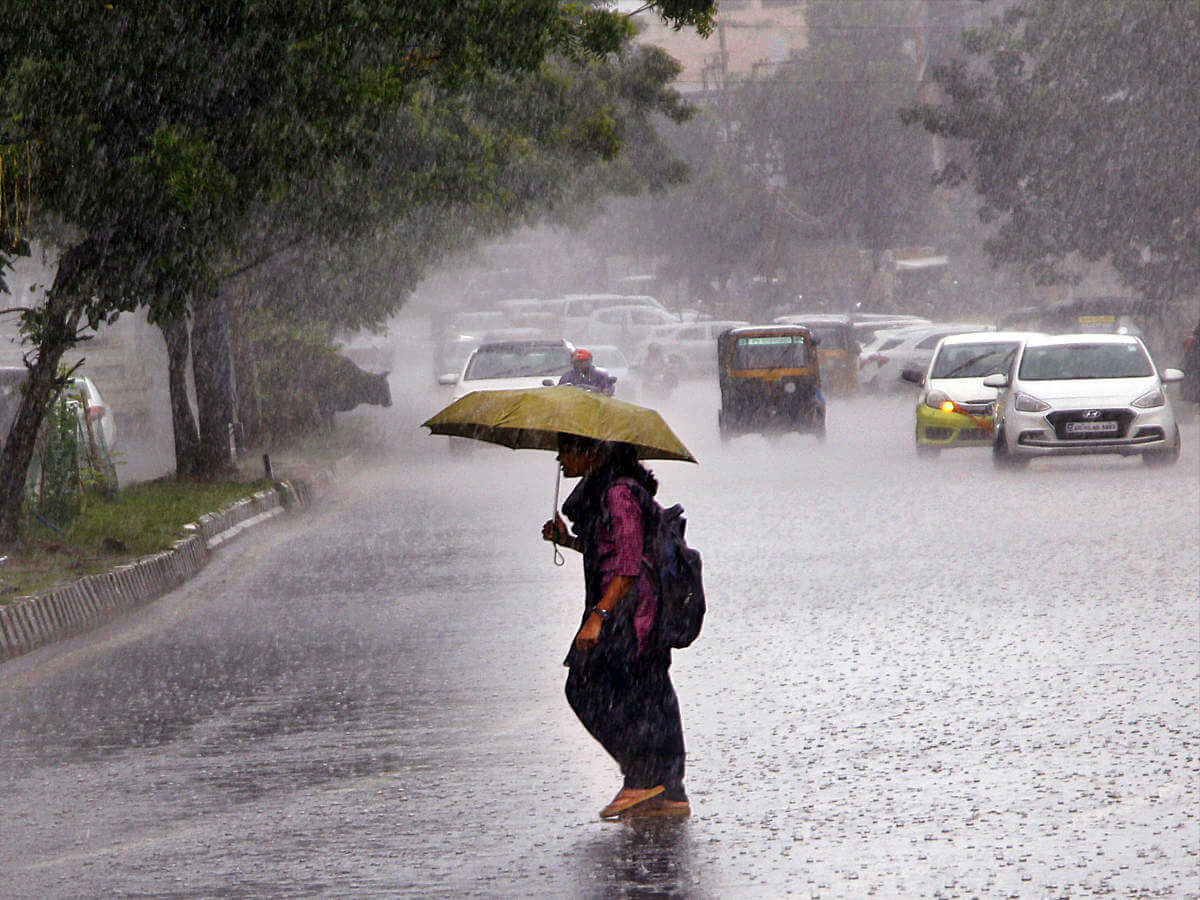 Heavy rains to lash Telangana till Sunday: IMD predicts