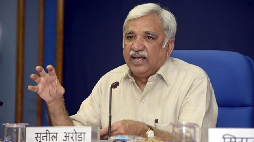 CEC expresses gratitude to all electors who voted in Lok Sabha polls