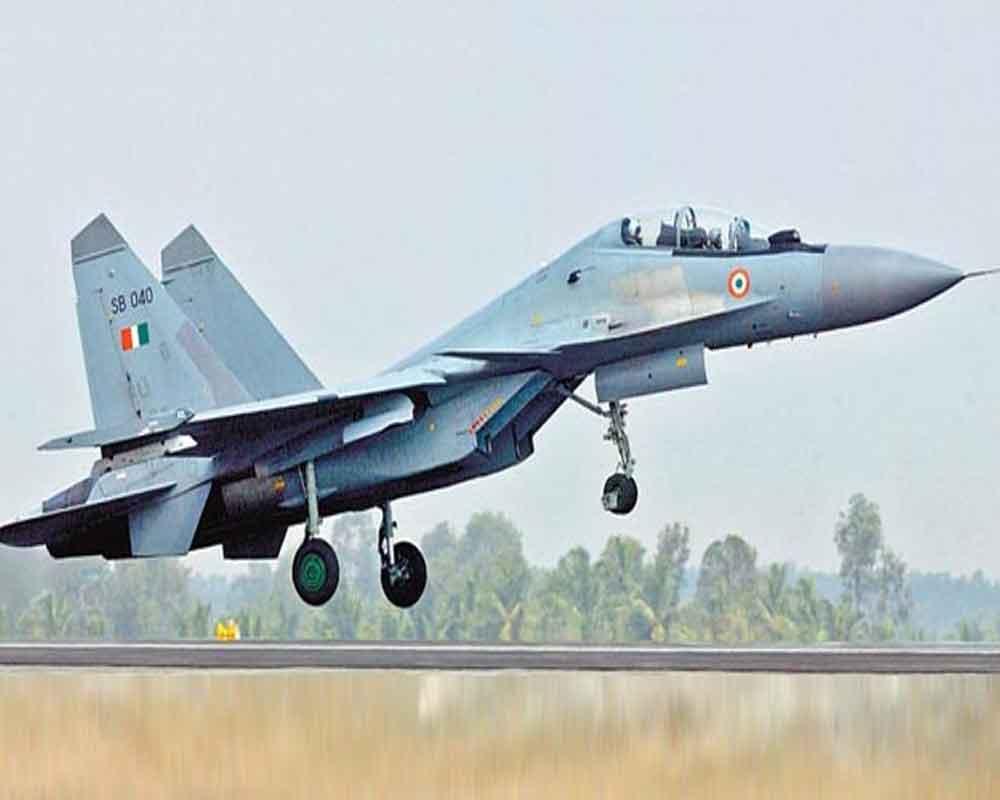 IAF Sukhoi fighter jet crashes in Tezpur, Assam
