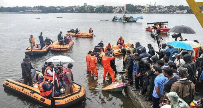 Telangana, AP governments suspend Papikondalu tour after Godavari boat accident