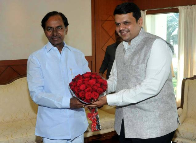 Telangana, Maharashtra to ink MoU for five projects