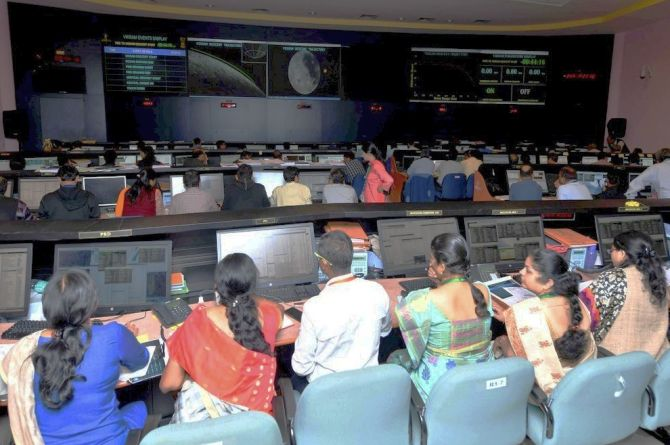 ISRO, not losing hope, continues to make all-out efforts to Restore link with lander