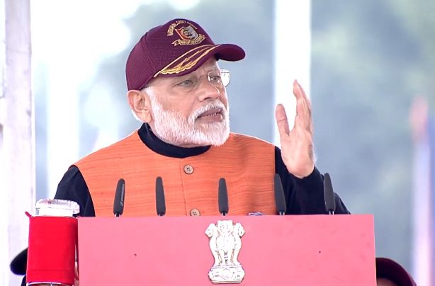 Brought CAA to correct historical injustice: PM Modi
