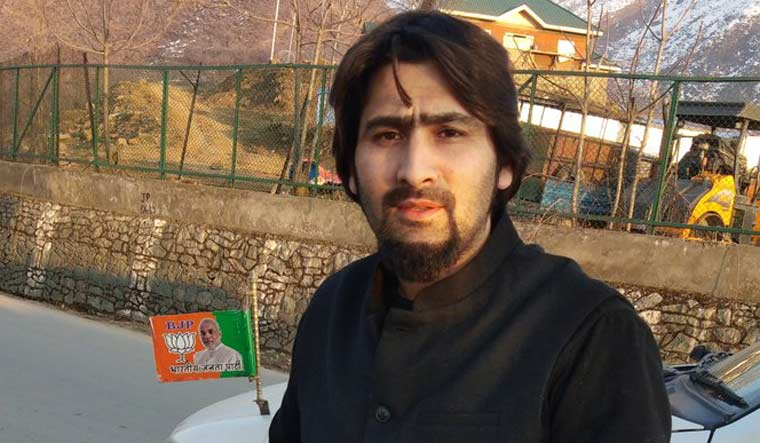 Former district president of BJP shot dead in terrorist attack in Bandipora town of J&K