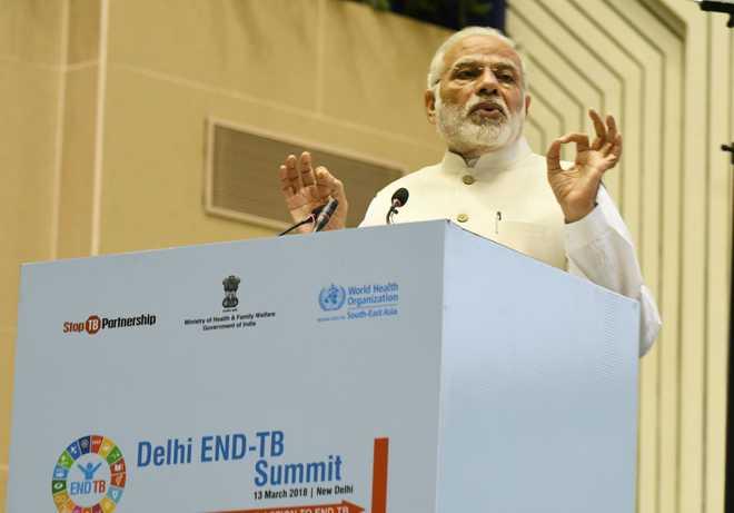 India to eradicate Tuberculosis by 2025, says PM Modi