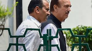 Opposition parties meet to discuss security situation in J&K