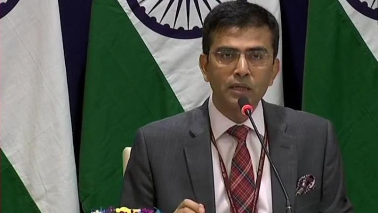 2 plus 2 India-US dialogue to be held on Dec 18: MEA