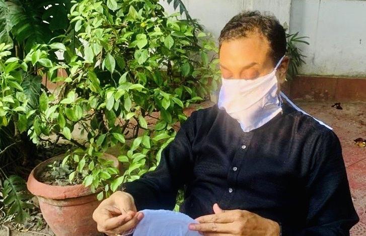 BJP Sambit Patra hospitalised after Corona virus symptoms