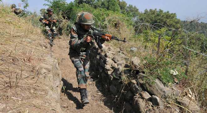 Soldier killed in Pak firing along LoC in J-K