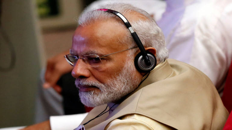 PM Modi urges people to save every drop of water