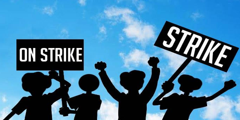 Unions reject govt offer, to go ahead with strike on Sep 2