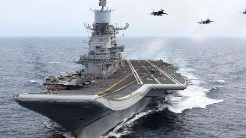 India-Singapore joint naval drill concludes