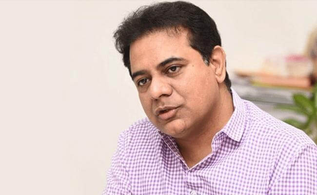 NGT issues notice against KT Rama Rao over 'illegal' construction of farmhouse
