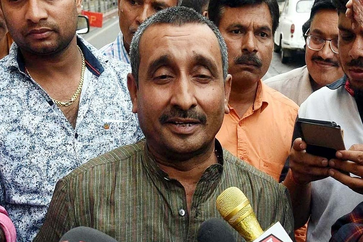 Kuldeep Sengar loses UP Assembly membership after rape conviction