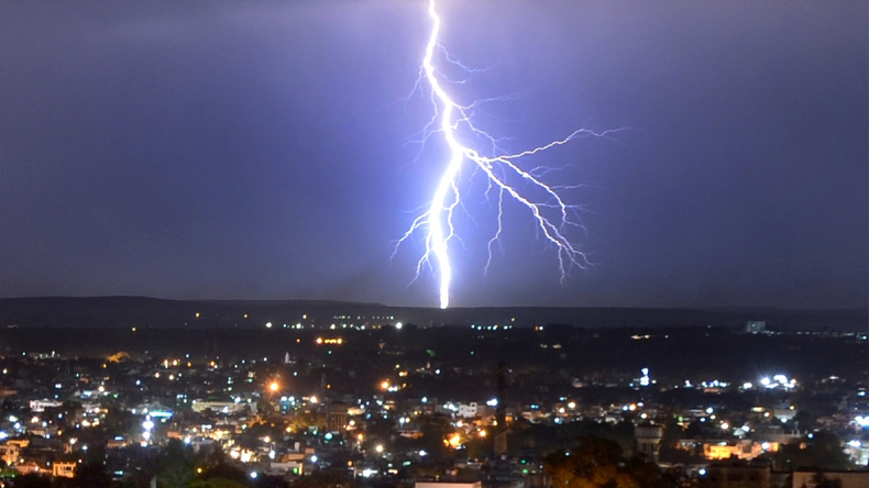 Thunderstorm, lightning claimed 36 lives in Bihar