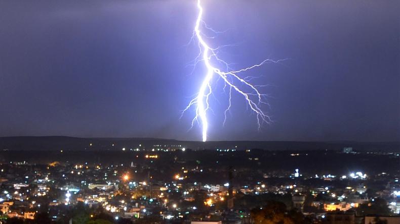 Thunderstorm, lightning claimed 36 lives in Bihar