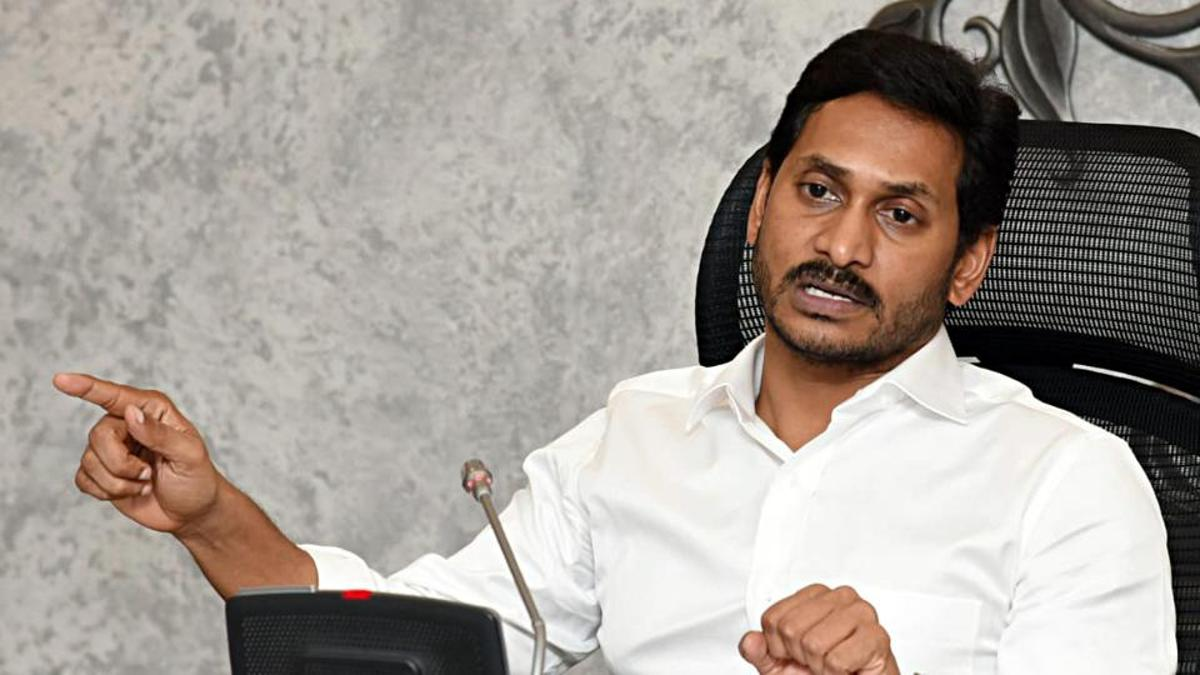 AP CM YS Jagan Mohan Reddy to launch YSR Raithu Bharosa Scheme today
