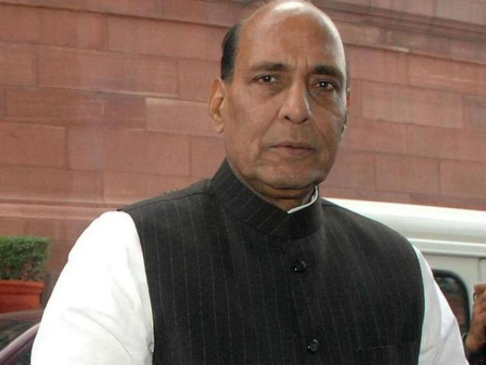 Rajnath Singh urges people of Kashmir valley to help restore peace