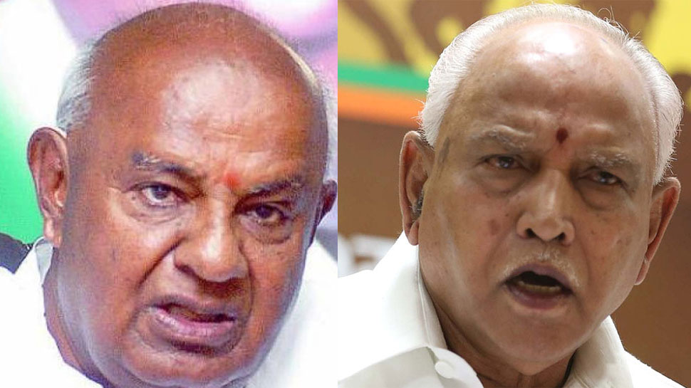 Gowda is fighting on 7 seats, yet dreaming of becoming PM: Yeddyurappa