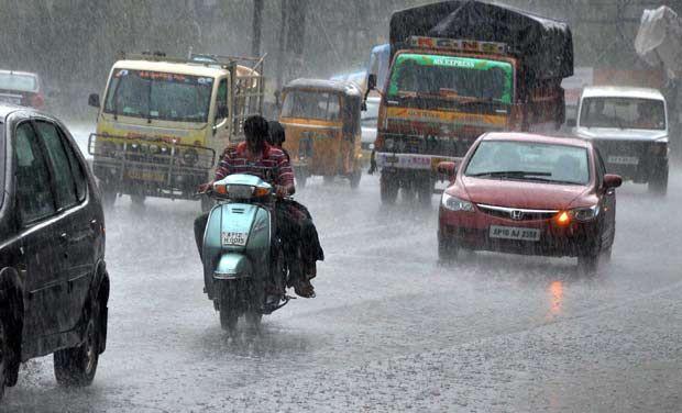 Heavy rain likey across Telangana today