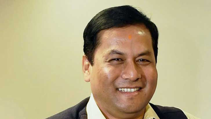 Sonowal BJP CM candidate in Assam
