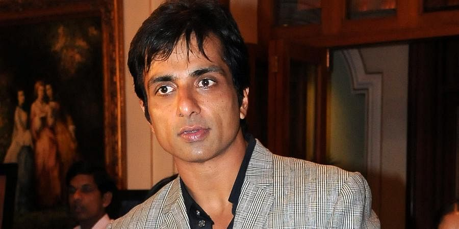 IT conducts searches at Sonu Sood