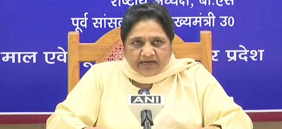 Mayawati comes out in support of Mamata, says EC acting under pressure