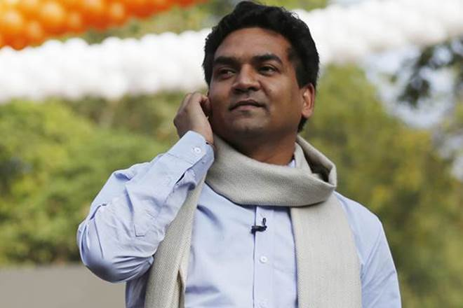 EC asks Twitter to take down Kapil Mishra