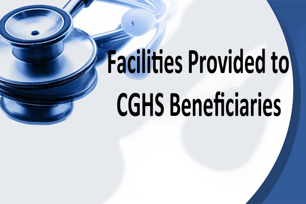 Govt will provide self-printing E-CGHS cards