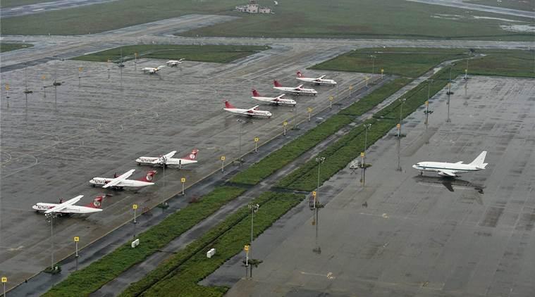 cyclonevardah:flightsresumeinchennai