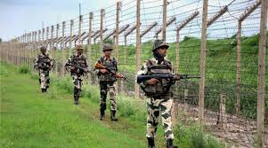 Pak Rangers violates ceasefire along IB in Kathua, J&K