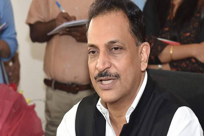 Rajiv Pratap Rudy resigns as Union Minister